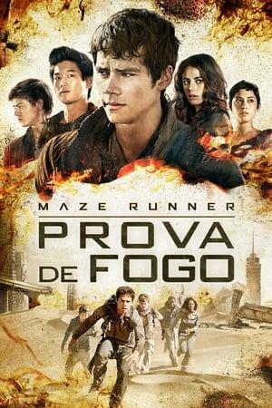 Maze Runner: Prova de Fogo - Poster
