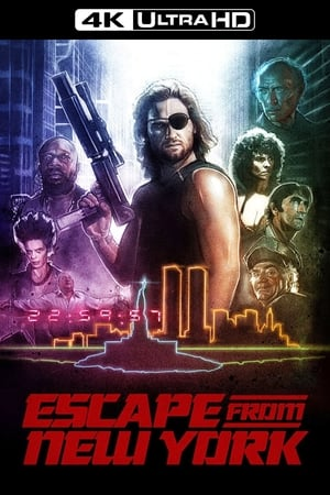 poster Escape from New York