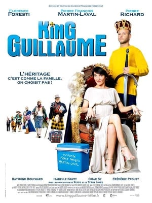 King Guillaume-Florence Foresti