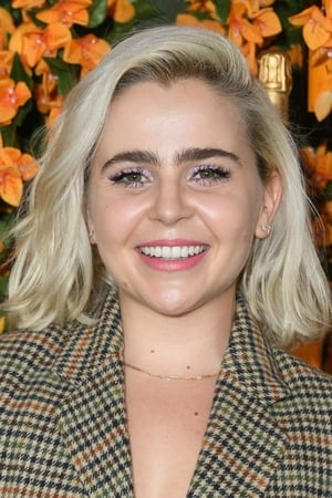Mae Whitman isTinker Bell (voice)