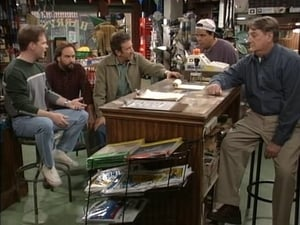 Watch S8E21 - Home Improvement Online