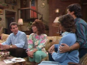 Married with Children S01E04 – Whose Room Is It Anyway poster
