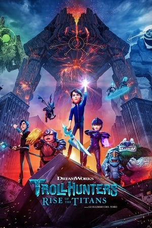 Image Trollhunters: Rise of the Titans