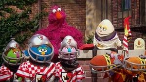 Sesame Street Season 50 :Episode 9  Humpty Dumpty's Football Dream