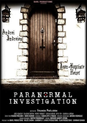 Paranormal Investigation