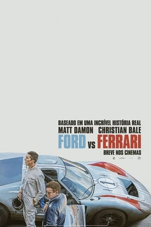 Ford vs Ferrari Torrent (2019) Dublado NEW HDCAM 720p – Download