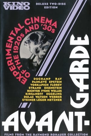 Avant-Garde: Experimental cinema  of the 1920s and '30s