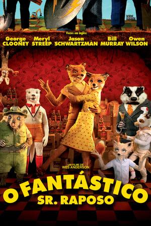 O Fantástico Sr. Raposo (2009) Dublado Online