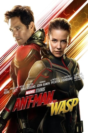 Ant-Man And The Wasp (2021)