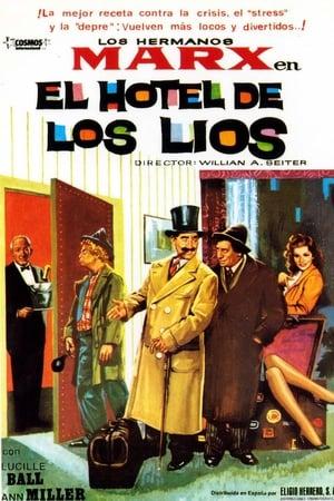 El hotel de los líos (1938)