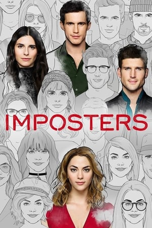 Capa Imposters