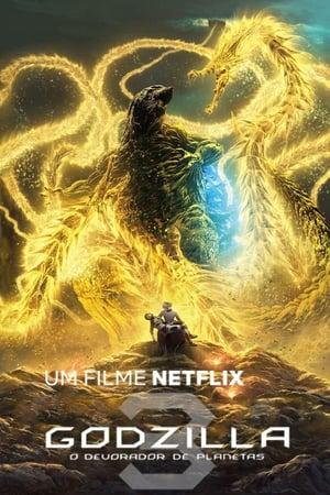 Assistir Godzilla: O Devorador de Planetas online