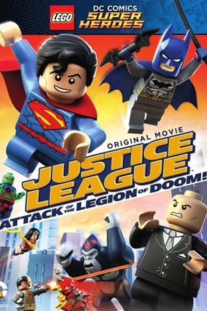 Lego DC Super Heroes: Justice League – Attack of the Legion of Doom! (Video 2015)