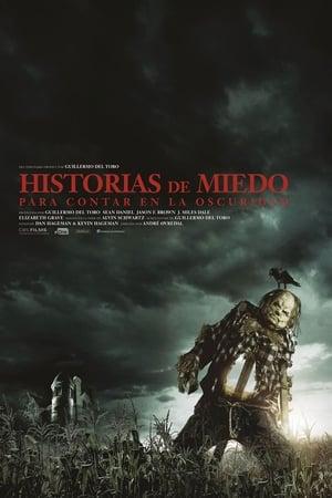 ver Historias de miedo para contar en la oscuridad hd castellano