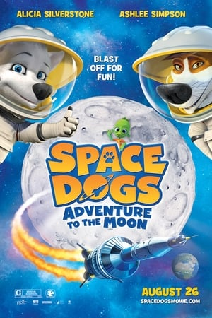 Space Dogs: Aventura a la Luna ()