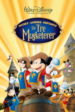 Mickey, Anders, Fedtmule: De tre musketerer