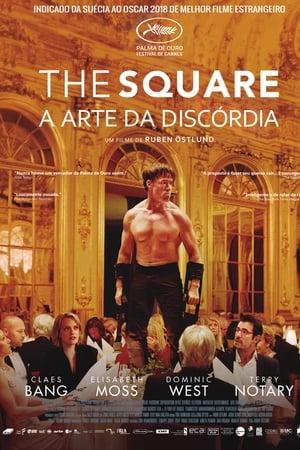 Assistir The Square: A Arte da Discórdia online