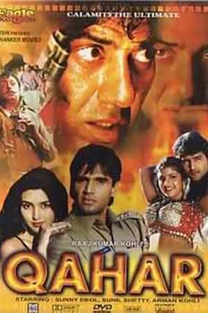 Qahar movie poster