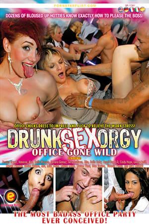 Drunk sex orgy office gone wild