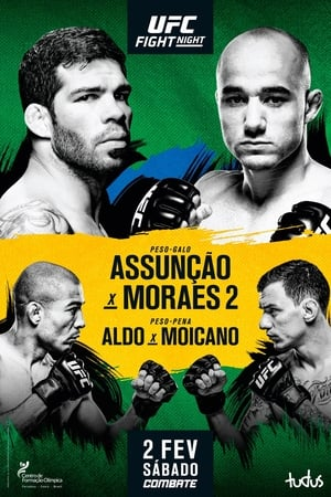UFC Fight Night 144: Assuncao vs Moraes 2