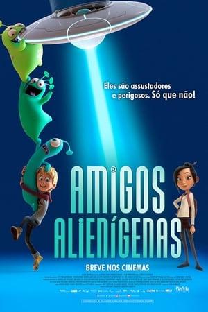 Amigos Alienígenas (2018) Dublado Online