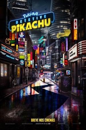 Assistir Pokémon: Detetive Pikachu online