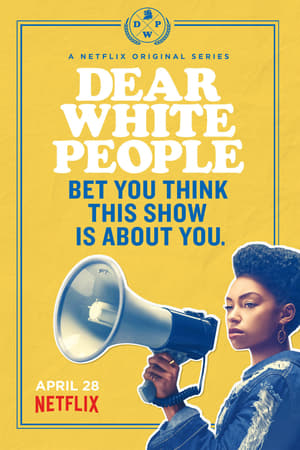 Capa Dear White People