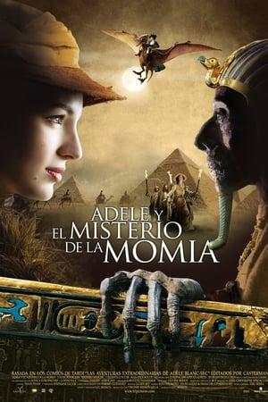 Adèle y el misterio de la momia (2010)