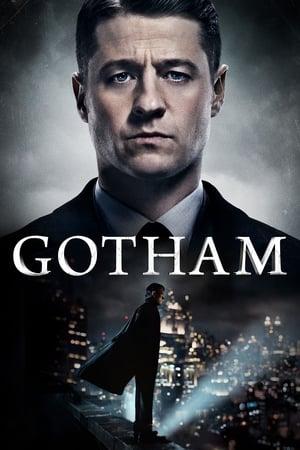 Capa Gotham
