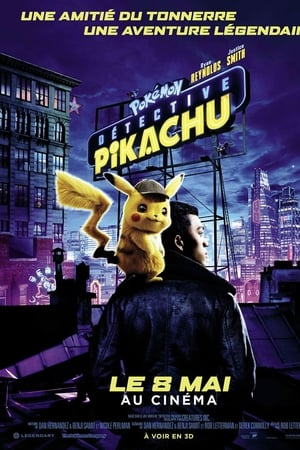 Pokémon Detective Pikachu en streaming