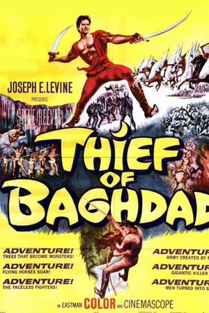 The Thief of Baghdad (1961)