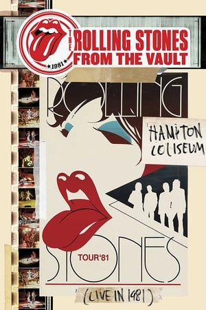 The Rolling Stones: From The Vault Hampton Coliseum Live in 1981