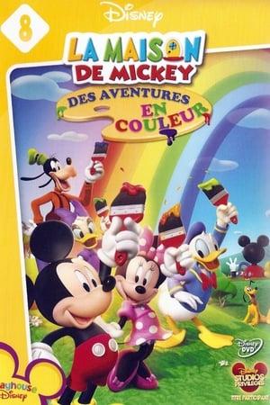 La Maison de Mickey - Des aventures en couleur () Dublado Online