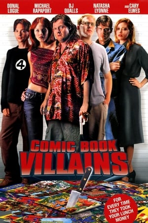 Comic Book Villains (Video 2002)