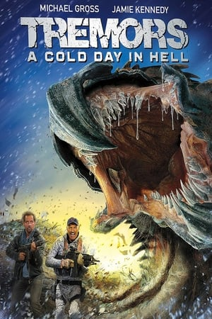 Image result for TREMORS A COLD DAY IN HELL ( 2018 ) poster
