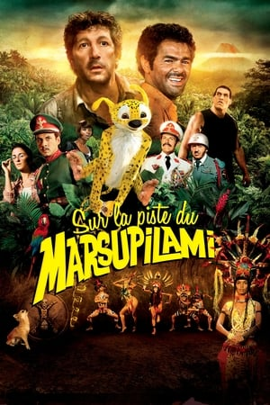 Assistir HOUBA! On the Trail of the Marsupilami online