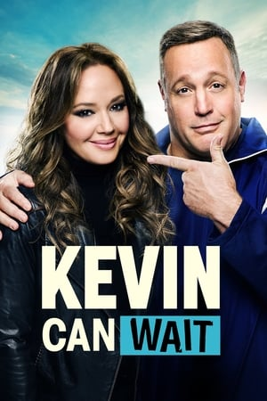 Capa Kevin Can Wait