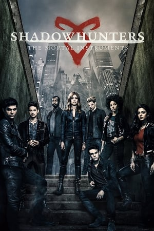 Capa Shadowhunters