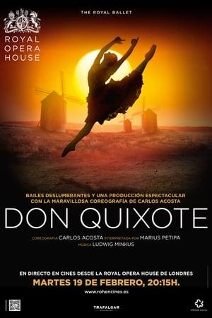 DON QUIJOTE | ROH | Ballet en directo