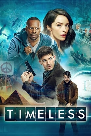 baixar serie Timeless 1ª Temporada legendada via torrent