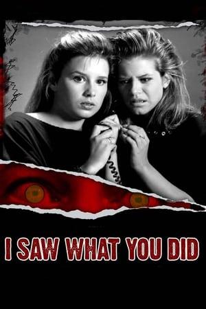 Eu Vi o que Você Fez e sei Quem Você é (1988) Dublado Online
