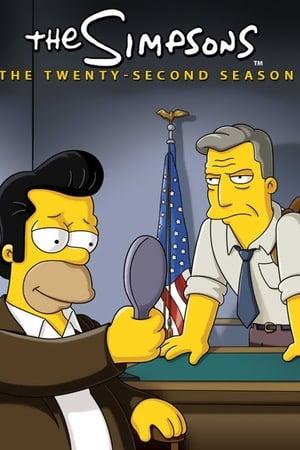 Los Simpson Temporada 22