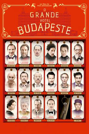 O Grande Hotel Budapeste (2014) Dublado Online