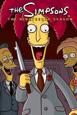Los Simpson Temporada 19