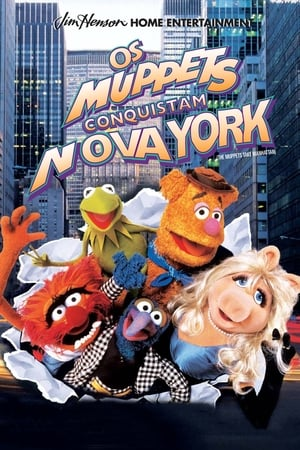 Os Muppets Conquistam Nova York (1984) Dublado Online
