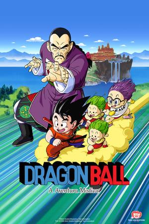 Dragon Ball: A Aventura Mística (1988) Dublado Online