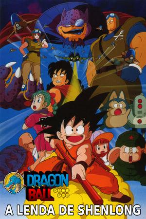 Assistir Dragon Ball: A Lenda de Shenlong online