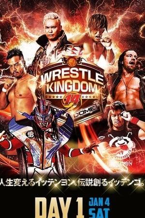 NJPW Wrestle Kingdom 14 (2020)