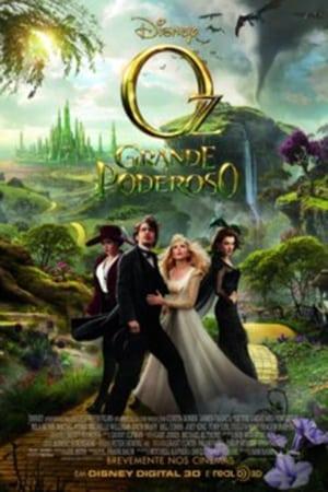 Assistir Oz, Mágico e Poderoso online