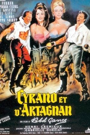 Cyrano y D'Artagnan (1964)
